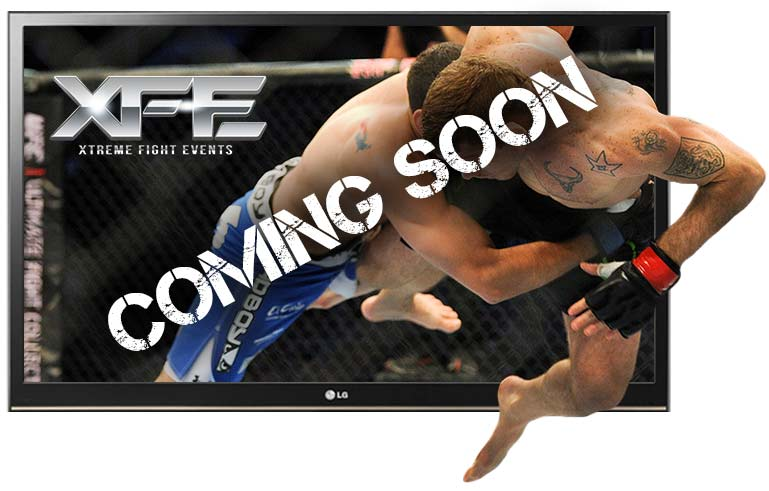 XFE Presents MMA at the Bon Secours Wellness Arena