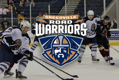 Greenville Road Warriors Hockey